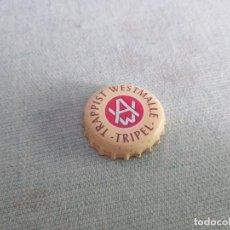 Coleccionismo de cervezas: CHAPA CERVEZA WESTMALLE TRIPEL 1 (HB). Lote 277255223