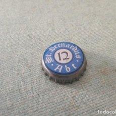 Coleccionismo de cervezas: CHAPA CERVEZA ST. BERNARDUS 12 (BL). Lote 277255673
