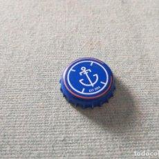 Coleccionismo de cervezas: CHAPA CERVEZA STRUBBE BRUIN (U). Lote 277257763