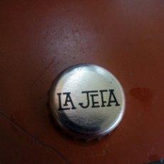 Coleccionismo de cervezas: CHAPA CERVEZA ESPAÑA USADA. Lote 277719343