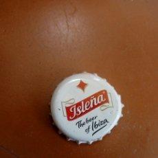 Coleccionismo de cervezas: CHAPA CERVEZA ESPAÑA USADA. Lote 277719558