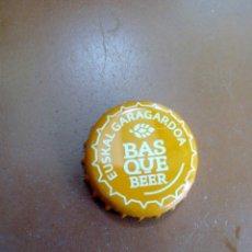 Coleccionismo de cervezas: CHAPA CERVEZA ESPAÑA USADA. Lote 277719808