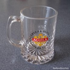 Coleccionismo de cervezas: JARRA CERVEZA AGUILA. Lote 278198368
