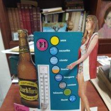 Colecionismo de cervejas: STARK TURIA , PUBLICIDAD 1968.. Lote 278420233