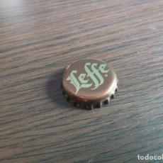 Coleccionismo de cervezas: CHAPA CERVEZA LEFFE BRUNE (NEWBOX). Lote 278938668