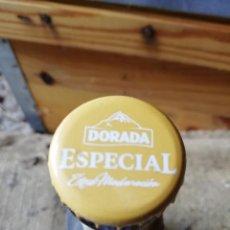 Collezionismo di birre: CHAPA DESCATALOGADA CERVEZA DORADA ESPECIAL EXTRAMADURACIÓN MIEL. Lote 282002988