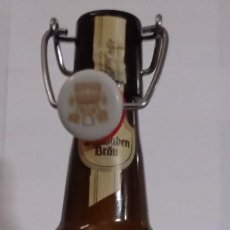 """Coleccionismo de cervezas: BOTELLA DE CERVEZA """"DAS HELLE""""-SÜFFIG VOLLMUNDIG-TAPON DE CERAMICA - VACIA. Lote 287228318"""