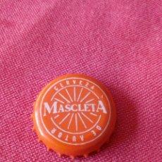 Coleccionismo de cervezas: CHAPA CERVEZA ESPAÑA USADA. Lote 287486443