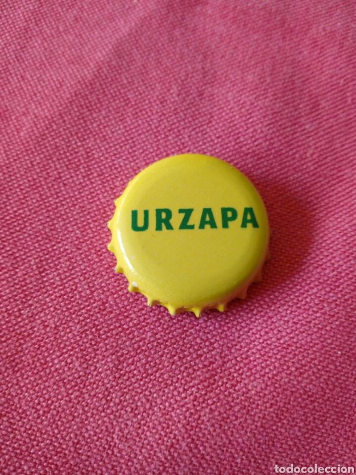 CHAPA CERVEZA ESPAÑA USADA (Coleccionismo - Botellas y Bebidas - Cerveza )