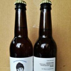Coleccionismo de cervezas: 1X BOTELLA LLENA CERVEZA, MICAÑA INDIAN PALE ALE 33CL.. Lote 288119743