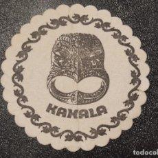 Coleccionismo de cervezas: POSAVASOS DISCOTECA KAHALA. Lote 289363883
