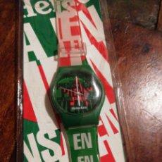 Coleccionismo de cervezas: RELOJ HEINEKEN. Lote 290480313