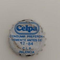Coleccionismo de cervezas: CHAPA TAPÓN CORONA ANTIGUO. Lote 293894328