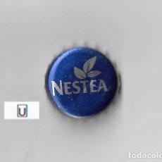 Coleccionismo de cervezas: TAPON CORONA CHAPA BOTTLE CAP KRONKORKEN TAPPI CAPSULE NESTEA. Lote 295858743