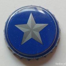 Collezionismo di birre: CHAPA TAPÓN CORONA DE LA CERVEZA ESPAÑOLA ESTRELLA DEL SUR SIN ALCOHOL. VER DESCRIPCIÓN.. Lote 295912703