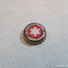 Collezionismo di birre: CHAPA CERVEZA ESTRELLA GALICIA PILSEN 1 (NEWBOX). Lote 296783538