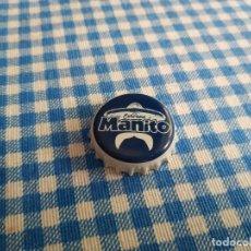 Collezionismo di birre: CHAPA CERVEZA MANITO (U). Lote 296815928