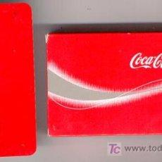 Coleccionismo de Coca-Cola y Pepsi: BARAJA DE CARTAS ** COCA-COLA **. Lote 25918224
