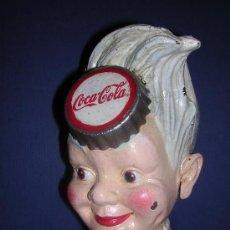 Coleccionismo de Coca-Cola y Pepsi: HUCHA DE COCA-COLA. Lote 15637832