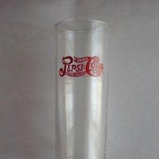 Coleccionismo de Coca-Cola y Pepsi: VASO DE PEPSI COLA ANTIGUO. Lote 27344730