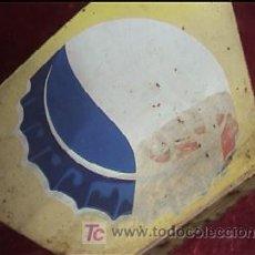 Coleccionismo de Coca-Cola y Pepsi: CHAPA PEPSI COLA. Lote 26897987