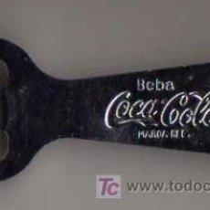 Coleccionismo de Coca-Cola y Pepsi: ABRIDOR DE BOTELLAS COCA COLA. Lote 6325989