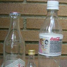 Coleccionismo de Coca-Cola y Pepsi: COCA COLA EDICIÓN ESPECIAL MUNDIAL FUTBOL NARANJITO 1 BRANDY COÑAC ESPLÉNDIDO GARVEY TOTAL TRES. Lote 26373599