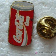 Coleccionismo de Coca-Cola y Pepsi: PIN DE COCA COLA. LATA DE COCA COLA. AÑOS 80. USA.. Lote 8554375