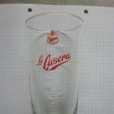 Coleccionismo de Coca-Cola y Pepsi: ANTIGUO VASO DE LA CASERA. Lote 26515536
