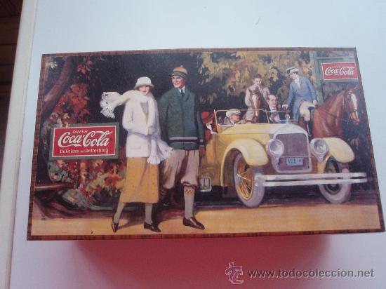 ANTIGUA LATA DE COCA COLA EN (Coleccionismo - Botellas y Bebidas - Coca-Cola y Pepsi)