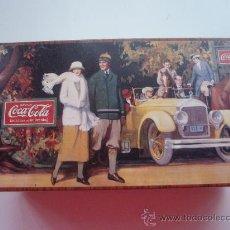 Coleccionismo de Coca-Cola y Pepsi: ANTIGUA LATA DE COCA COLA EN . Lote 40007048