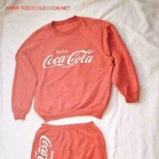 Coleccionismo de Coca-Cola y Pepsi: CHANDAL DE COCA-COLA, ANTIGUO. Lote 26985689