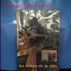 Coleccionismo de Coca-Cola y Pepsi: CARTEL COCA-COLA. Lote 30675402