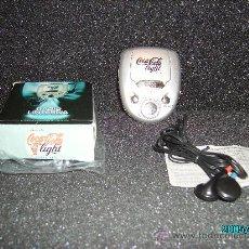 Coleccionismo de Coca-Cola y Pepsi: RADIO LINTERNA DE COCA COLA. Lote 21881499