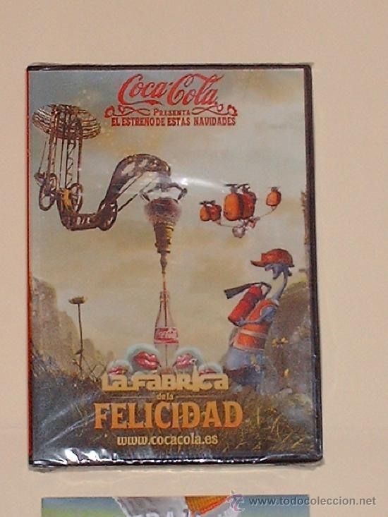 Coleccionismo de Coca-Cola y Pepsi: Coca -Cola Dvd y CD - Foto 2 - 26292138