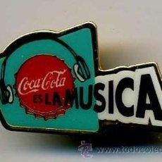 Coleccionismo de Coca-Cola y Pepsi: BONITO PIN DE COCA COLA MAS PINS Y MUCHO MAS EN MIS ARTICULOS ENTRA Y HECHALES UN VISTAZO. Lote 11010342