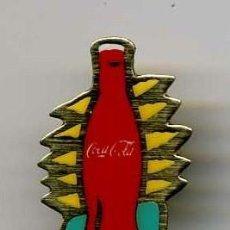 Coleccionismo de Coca-Cola y Pepsi: BONITO PIN DE COCA COLA MAS PINS Y MUCHO MAS EN MIS ARTICULOS ENTRA Y HECHALES UN VISTAZO. Lote 11010362