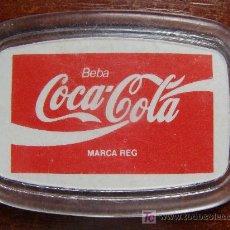 Coleccionismo de Coca-Cola y Pepsi: LLAVERO DE COCA COLA. ANTIGUO. PLÁSTICO. COKE.. Lote 13128518