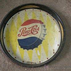 Coleccionismo de Coca-Cola y Pepsi: BANDEJA DE PUBLICIDAD PEPSI. Lote 21058451