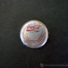 Coleccionismo de Coca-Cola y Pepsi: ANTIGUA CHAPA COCA COLA DE ESPAÑA AÑOS 80 - COKE COCACOLA - MÁS CHAPAS EN VENTA DE CERVEZA. Lote 26896656