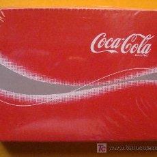 Coleccionismo de Coca-Cola y Pepsi: BARAJA DE CARTAS ESPAÑOLA. COCA COLA. MARCA COMAS. PRECINTADA. . Lote 14203180