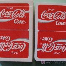 Coleccionismo de Coca-Cola y Pepsi: BARAJA DE PÓKER DE COCA COLA. 1988 - 008. BEBE COCACOLA COKE. CARTA MUNDI. BÉLGICA. . Lote 15498030