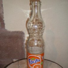 Coleccionismo de Coca-Cola y Pepsi: GRAND BOTELLA FANTA - CRISTAL . Lote 25631052