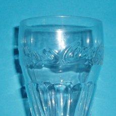 Coleccionismo de Coca-Cola y Pepsi: VASO COCA-COLA. ALTURA 15,5 CM. Lote 16503086