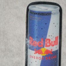 Coleccionismo de Coca-Cola y Pepsi: ROTULO LUMINOSO - LETRERO RED BULL ENERGY DRINK - PERFECTO FUNCIONAMIENTO. VER FOTOS. Lote 27381509