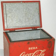 Coleccionismo de Coca-Cola y Pepsi: NEVERA COCA COLA - PORTATIL. Lote 17733673