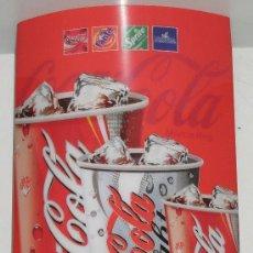 Coleccionismo de Coca-Cola y Pepsi: DISPENSADOR DE VASOS COCA COLA. Lote 26891947
