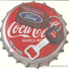 Coleccionismo de Coca-Cola y Pepsi: POSAVASOS COCA-COLA 1998. Lote 18671147