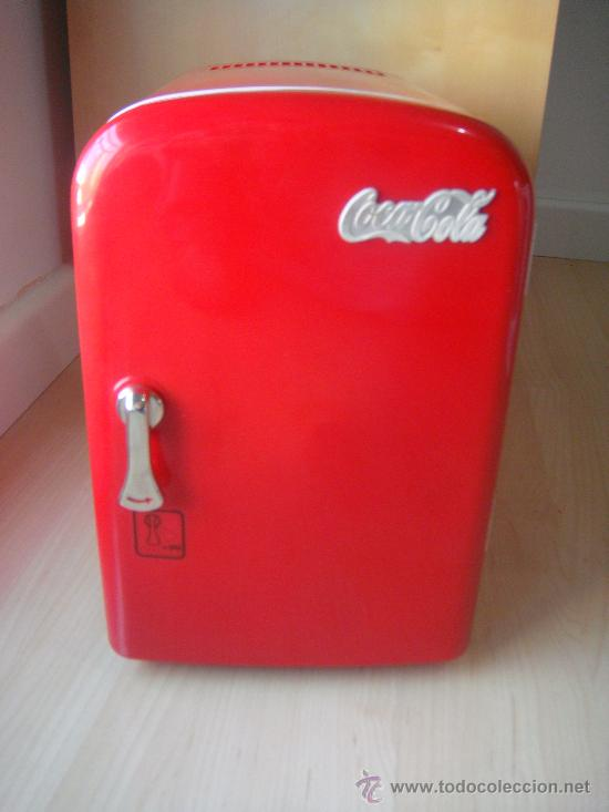 Mini nevera de coca cola edici n limitada comprar - Neveras pequenas oficina ...