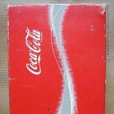 Coleccionismo de Coca-Cola y Pepsi: BARAJA ESPAÑOLA CARTAS COCA COLA , , COMPLETA , COCACOLA COKE. Lote 23239333